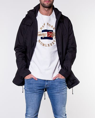 Fishtail Jacket Black 091399bf0a