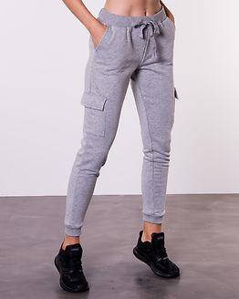 Mai Sweat Pants Grey Melange