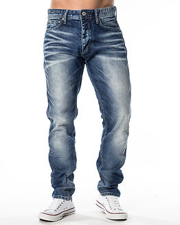 Erik Original Medium Blue Denim