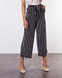 Nellie Culotte Navy Blazer/Stripes