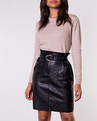 Talina High Waist Skirt Black