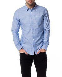 Donefris Shirt Light Blue/Collar