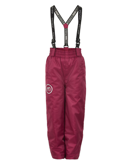 Snow Pant Red Plum