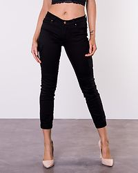 Missouri Ankle Cargo Pant Black