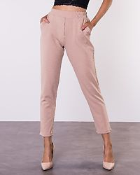 Bonita Soft Suit Pant Light Nougat