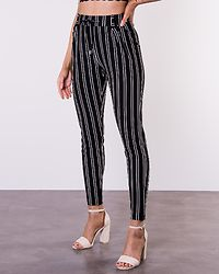 Cleo Trousers Striped