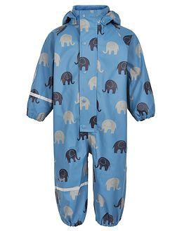 Rainwear Suit Elephant Dry Blue