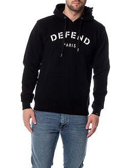 Defend Hood Black