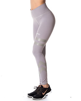 Grey Tribe High Waist Tights