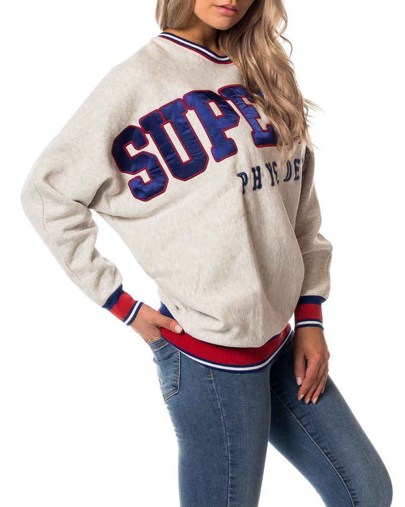 SD Game Day Sweatshirt Superdry Mode Online-Verkauf Spielraum Perfekt Freies Verschiffen Neuestes Schnelle Lieferung Verkauf Online Neue Ankunft Online YXIwR