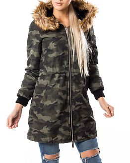 Clara Jacket Camouflage