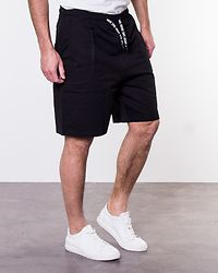 Nathan Sweat Shorts Black