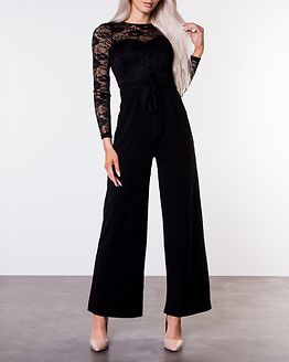 Amalia Jumpsuit Black