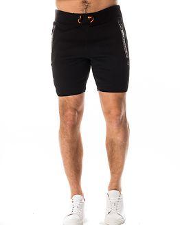 Gym Tech Slim Short Black