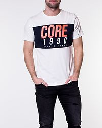 Jonas Tee Crew Neck White