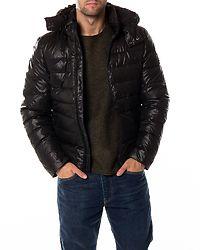 Opron Down Jacket Black
