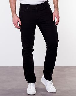 511 Slim Gusset Black Denim