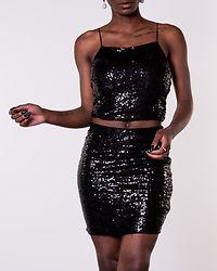 Ping Short Skirt Black
