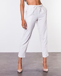 Anna Milo Citrus Ankle Pant Snow White