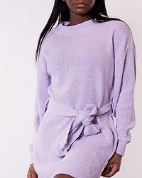 Long Sleeve Dress Lilac