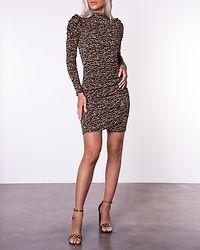 Jayda Short Dress Tan/Jayda