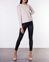 Kammi Hood Pullover Pumice Stone/Melange