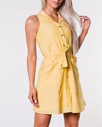Abena Short Shirt Dress Yarrow