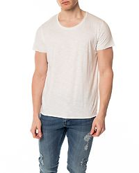 Orbas Tee U-Neck Cloud Dancer