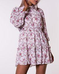 Romantic Floral Dress