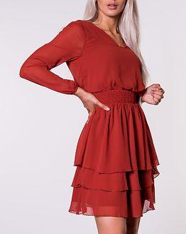 Nicoline Dress Rust