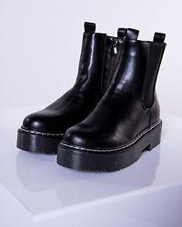 Duffy 78-68350 Boots Black