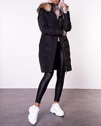 Rachel Long Jacket Black