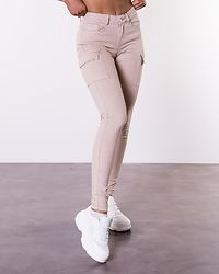 Lucy Utility Pants Chateau Gray
