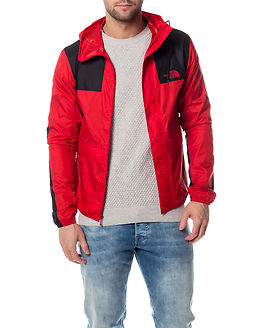1985 Seasonal Mountain Jacket Red