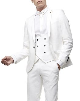 Ellroy Jacket White