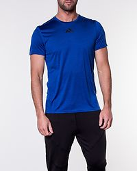 Stay Training Tee Sodalite Blue/Melange