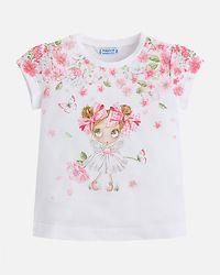 Doll T-Shirt Rosa