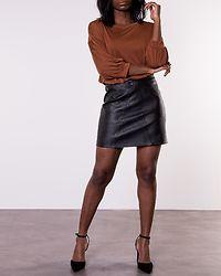 Jabba High Waist Skirt Black