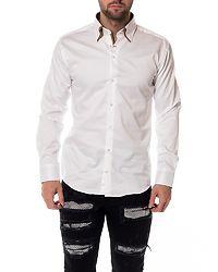 WAM Lange Shirt White