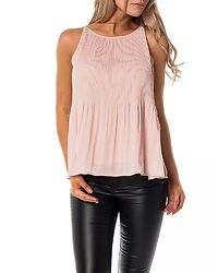 Amanda Top Sepia Rose
