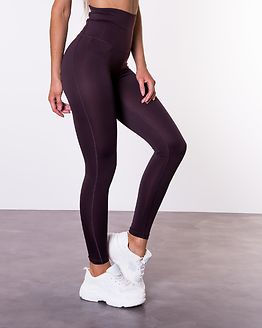 Eden Tights Brown Raisin