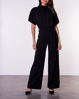 Girl Jumpsuit Black