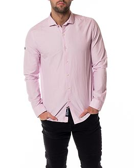 Cut Away Collar Shirt City Pink
