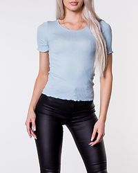 Lovely Basic Tee Pearl Blue
