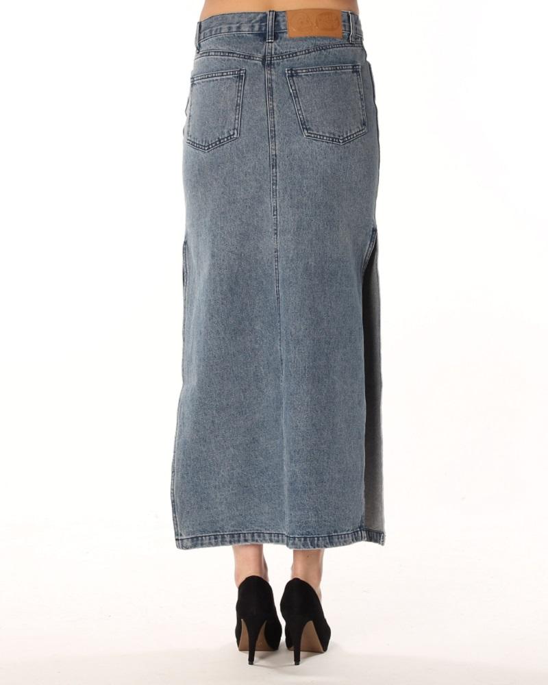 ostaa julkaisutiedot Kuponkikoodi Avery Skirt Left Eye Blue