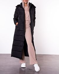 Mai Long Jacket Black