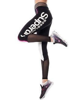 Nebulus Legging Black/White
