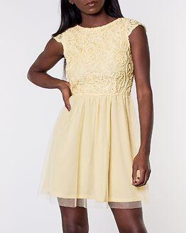 Ayla Dress Light Yellow