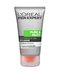 Pure & Matt Gel Moisturizer