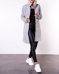 Alanis Coat Light Grey Melange